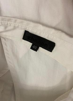 #розвантажуюсь,рубашка, белая рубашка, белая рубашка с открытой спиной6 фото