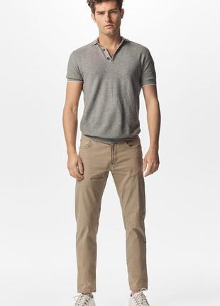 Мужские брюки massimo dutti
