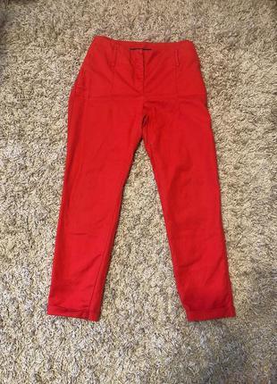 Чиносы хлопковые штаны