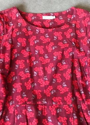 Seasalt corwall стильное английское платье мелкий вельвет