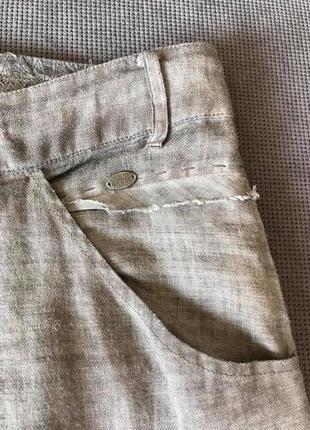 Nile крапива!!!  эксклюзивные дизайнерские крутые брюки
