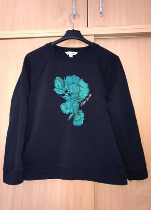 Whistles модный дорогой английский стильный свитерок свитшот