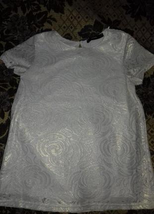 George кофта футболка блуза на девочку 7-8 лет.