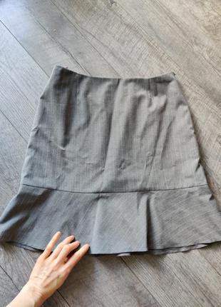 Стильная юбка в полоску #розвантажуюсь
