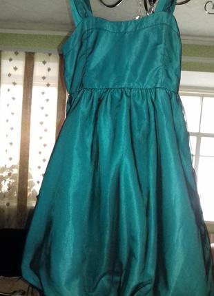 H&m платье плаття на девочку 11-13 лет.