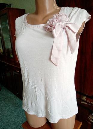 Майка блузка нарядная р.l