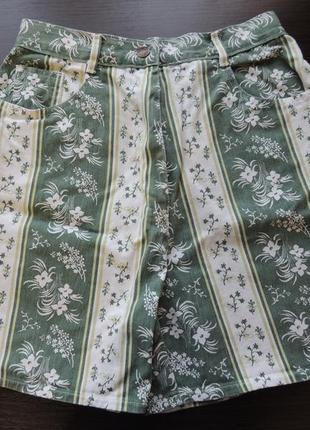 Джинсовые шорты мом dorothy perkins