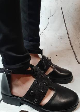 Туфли детские к весне готовы по полной