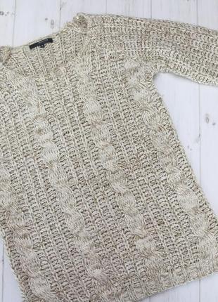 Женский вязаный свитер reserved