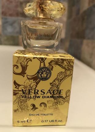 Versace yellow diamond 5 ml
