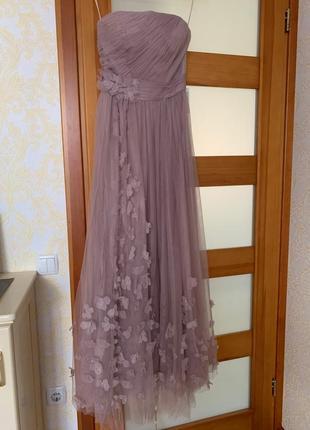 Платье для выпускного или свадьбы6 фото