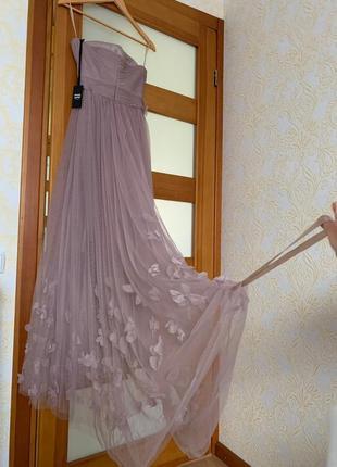 Платье для выпускного или свадьбы9 фото