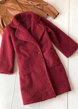 Пальто-барашка chiaretta