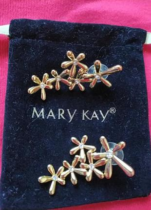 Mary kay серьги