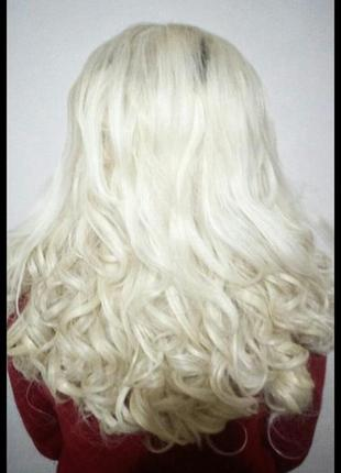 Трессы 60/613 блонд