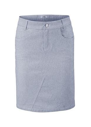 Очень красивая юбка для легкого.стильного образа tcm tchibo германия