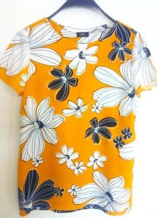 Блузка топ футболка f&f