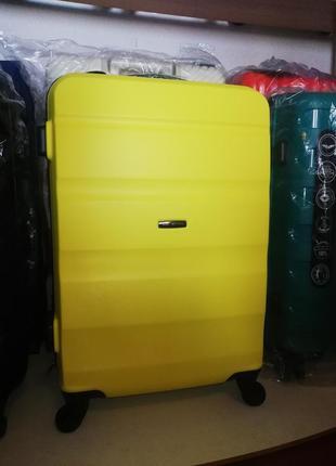 American tourister at01 wings польский чемодан ручная кладь отличного качества