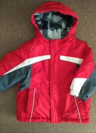 Куртка курточка ветровка детская демисезонная 4в1  faded glory