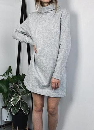 Свитшот-платье