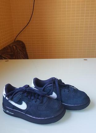 Детские фирменные кроссовки nike
