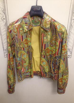 Куртка ветровка etro