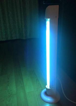 Бактерицидная ультрафиолетовая лампа бактерицидна лампа ультрафіолетова
