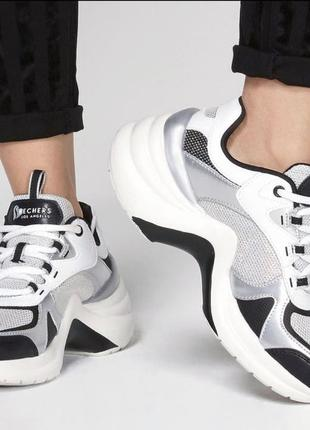 Оригинальные женские кроссовки skechers💕