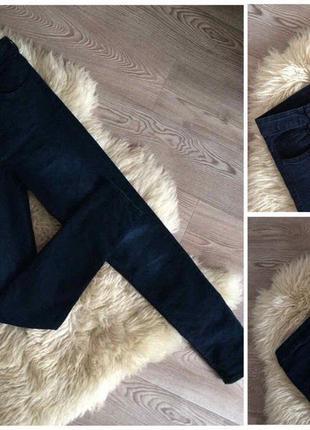 Высокие джинсы h&m