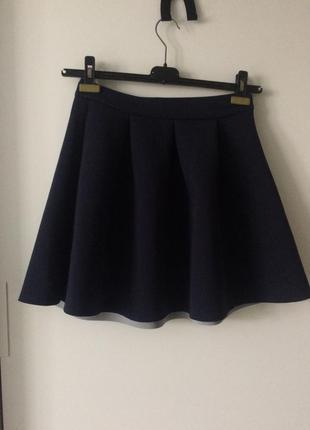 Зимняя юбка- колокольчик reserved