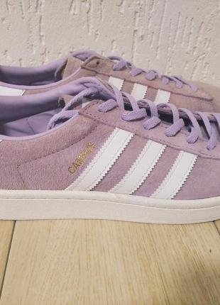 Кросівки adidas originals campus trainers in purple by9848