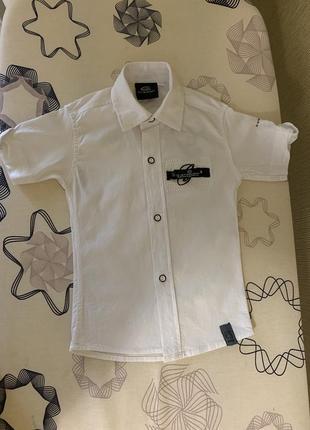 Рубашка, рост 86 турция