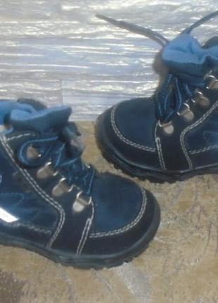 Ботинки superfit 21 р демисезонные