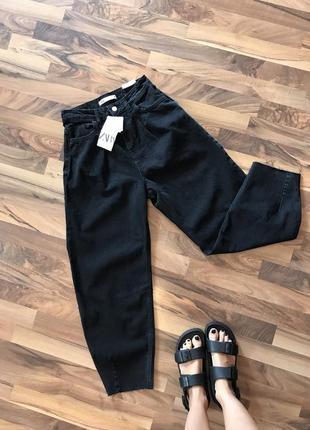 Слоучи (slouchy) джинсы zara