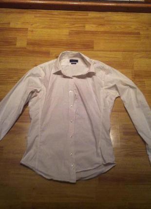 Рубашка zara по доступной цене!