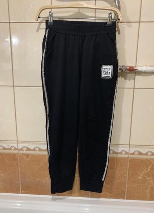 Штаны с манжетами прогулочный костюм штаны на резинке