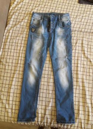 Весенние-летние джинсы