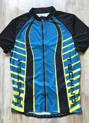 Вело футболки с длинным рукавом