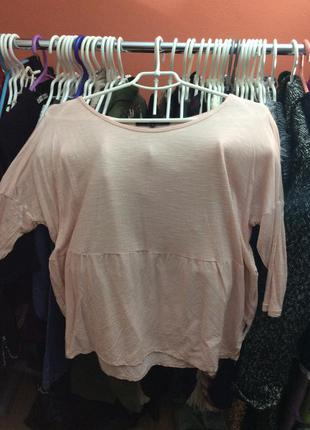 Комбинированная блуза reserved