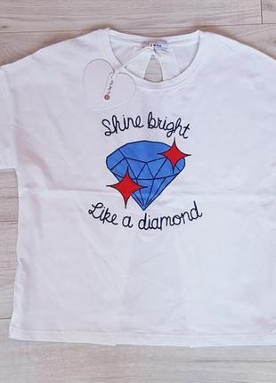 Неймоварна футболка від  too be  too