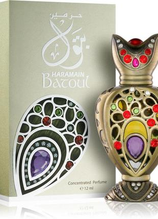 Al haramain, batoul, 12 мл,концентрированные масляные духи, оаэ