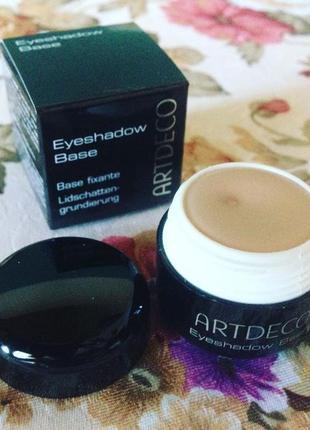Artdeco eyeshadow base база под тени
