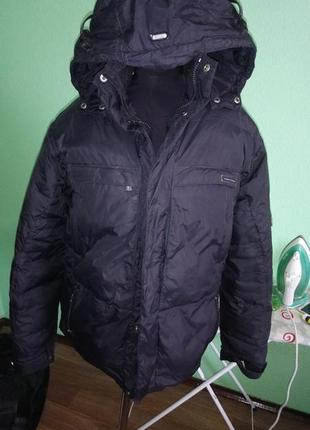 Куртка мужская м размер