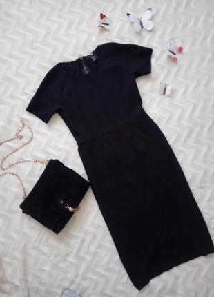 Шикарне приталене плаття h&m