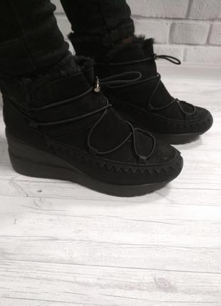 Распродажа зимние ботинки всего 150 грн