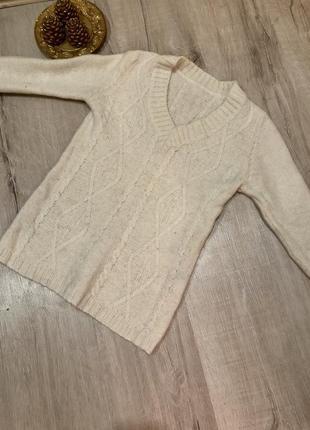 Стильный свитер туника