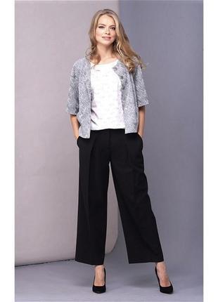 Офисные свободные брюки размер eur 42