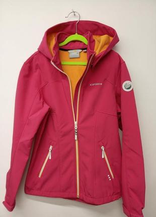 Женская спортивная термо куртка icepeak