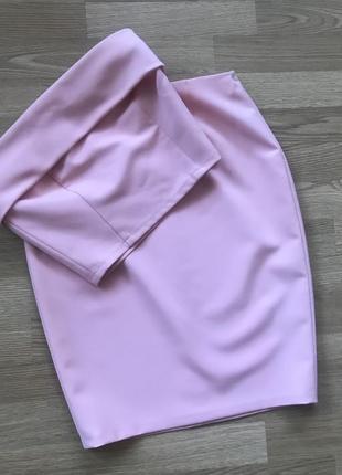 Костюм топ і юбка