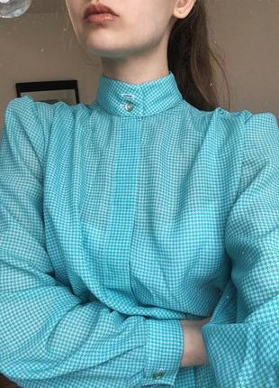 Винтажная рубашка sorbonne